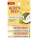 Burt's Bees 100% Natural 保湿润唇膏