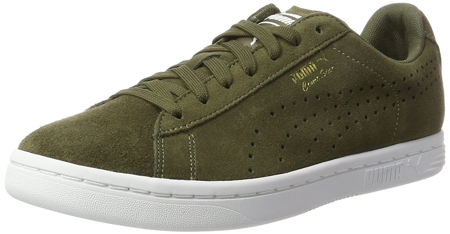 TALLA 45 EU. Puma Court Star Suede, Zapatillas Unisex Adulto