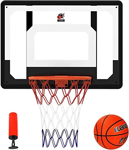 Cyfie Over-The-Door Basketball Hoop Backboard
