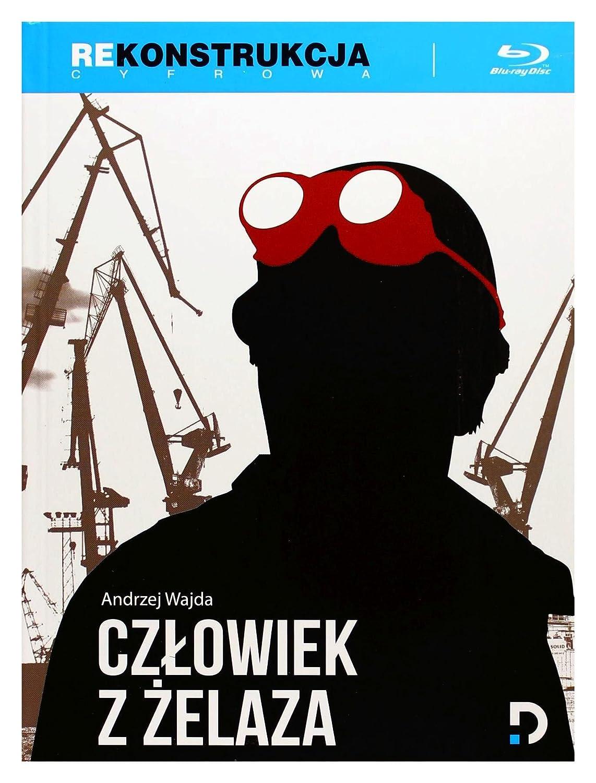 El hombre de hierro (booklet) [Blu-Ray]+[KSIĄŻKA] (IMPORT) (No hay versión española)