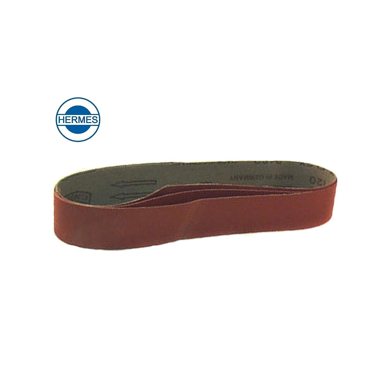 Dapetz /® Sanding Belts 65mm X 410mm 5Pk 60 Grit Coarse Electric Sander