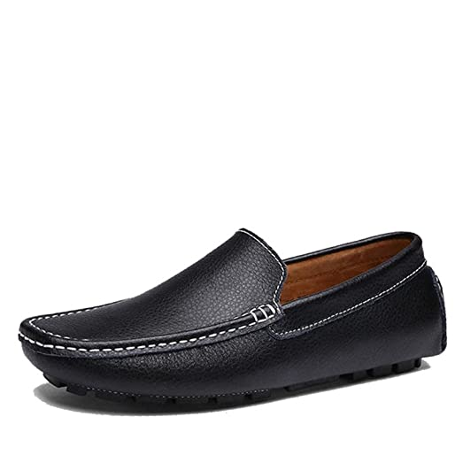 New Colors Cow Split Leather Brand Moccasins Men Loafers Driving Shoes