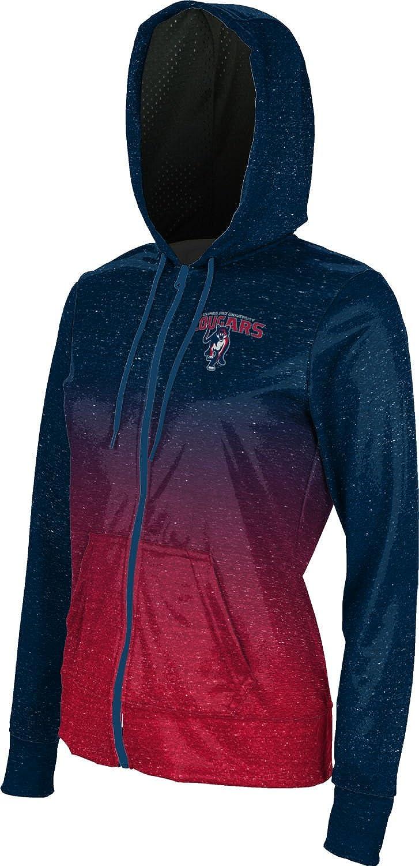 ProSphere Columbus State University Girls Zipper Hoodie School Spirit Sweatshirt Ombre