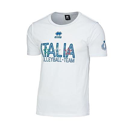 1875fd2060 Errea camiseta de la selección italiana de volley voleibol manga corta jpg  425x425 Voleibol italia jersey