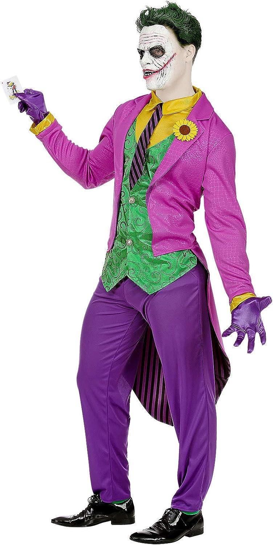Disfraz de Joker Loco para Hombre de Partypack, para Halloween ...