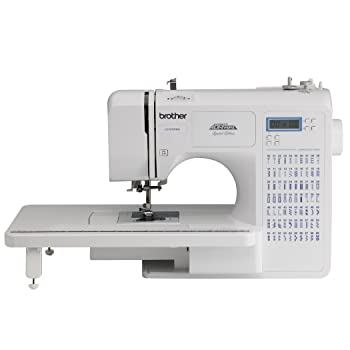 Brother Project Runway CE7070PRW Computerized Sewing Machine