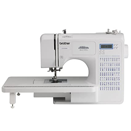 Amazon Brother Project Runway CE40PRW 40Stitch Computerized Adorable Amazon Sewing Machines