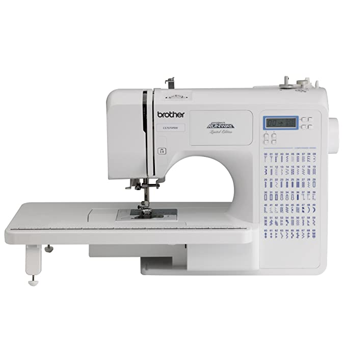 Amazon Brother Project Runway CE40PRW 40Stitch Computerized Impressive Brother Sewing Machine Reviews 2014