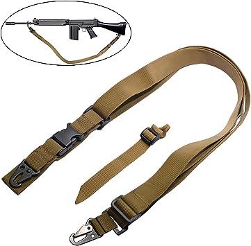 Condor 3PS Adjustable Tactical Hunting Heavy Duty 3 Point Shotgun Rifle Sling