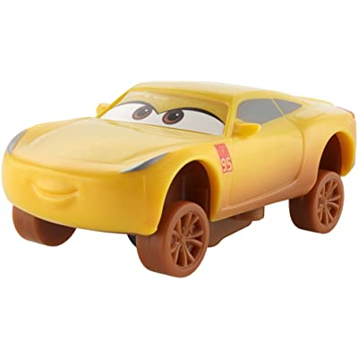 Disney Pixar Cars 3: Crazy 8 Crashers Cruz Ramirez Vehicle: Toys & Games