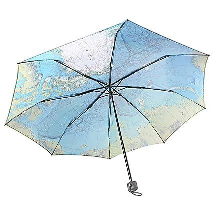 Buy e world map umbrella a szcxtop fashion umbrella novelty e world map umbrella a szcxtop fashion umbrella novelty folding travel umbrella windproof automatic gumiabroncs Gallery