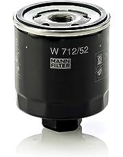Original MANN-FILTER Ölfilter W 712/52 – Für PKW
