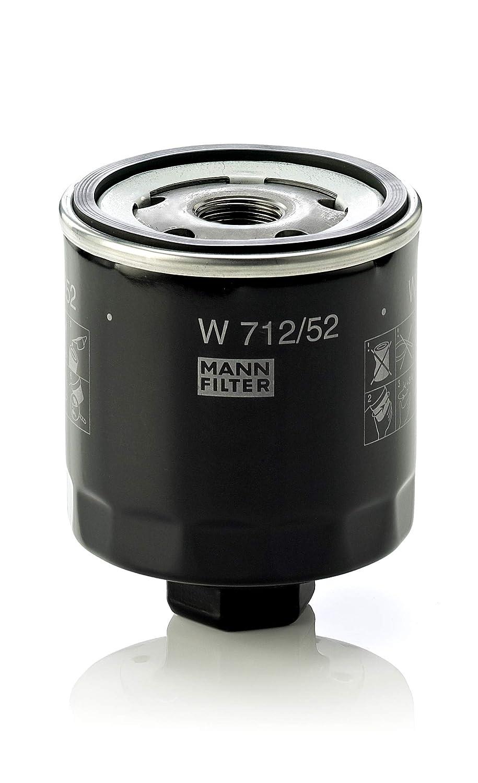 Original MANN-FILTER /Ölfilter W 712//52 F/ür PKW