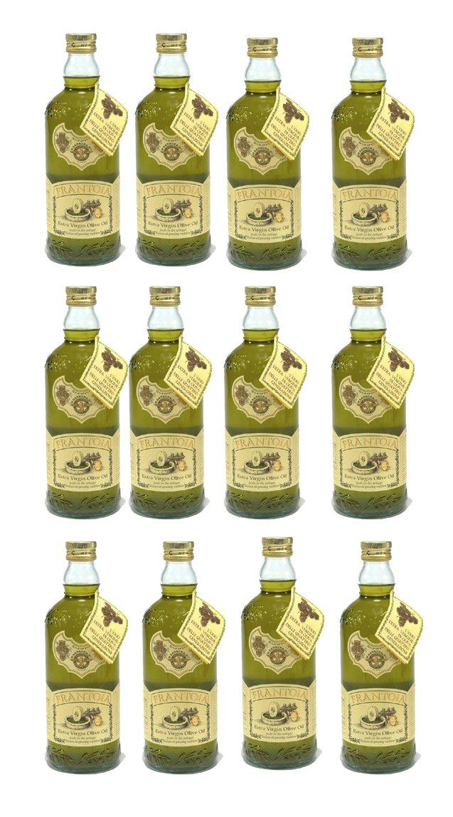 Frantoia Barbera Extra Virgin Olive Oil - 12/1 Lt