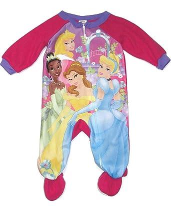 Amazon.com: Disney Princess - Suéter de pijama con forro ...