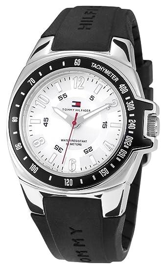 e525b76370bb Tommy Hilfiger 1790485 - Reloj de Caballero de Cuarzo