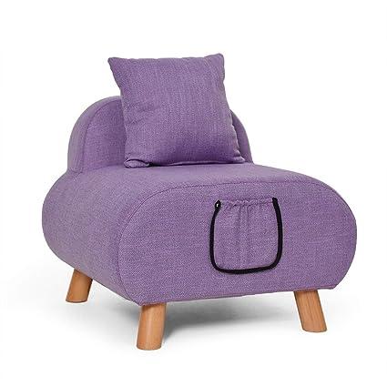 LG GL Tela pequeño sofá Sentado, Simple Sillón Moderno ...