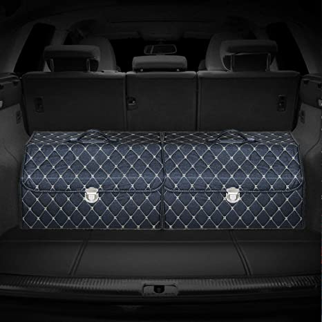 CFMBX1CD9204 Black Coverking Custom Fit Front and Rear Floor Mats for Select Cadillac Escalade Base Models Nylon Carpet