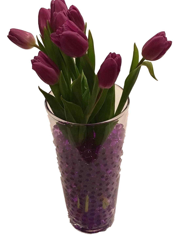 20/litres deau Perles Boules D/écoration Plus de 10/000/Boules/ /Plantes Fleurs D/écoration Table d/écoratif blanc