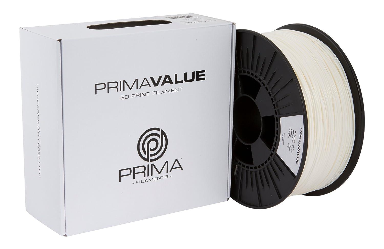 1.75 mm carrete de 1 kg Prima Filaments PV-ABS-175-1000-BU PrimaValue Filamento ABS