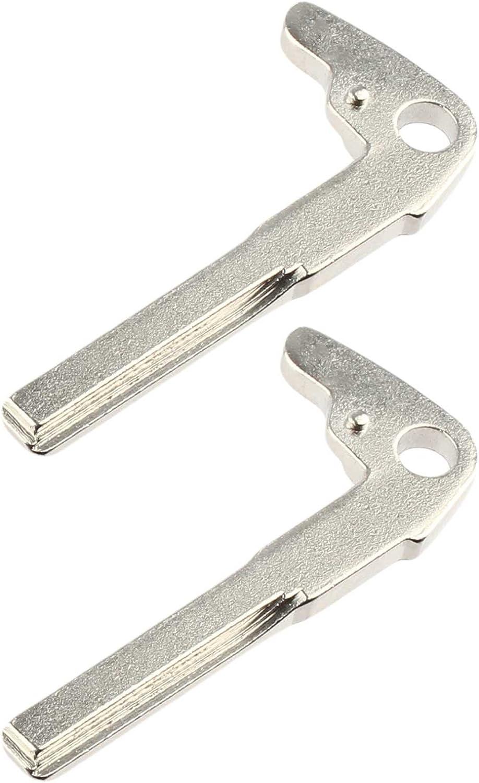Uncut Smart Key Insert fits Mercedes Benz C class//E class//G class//ML class//R class//S class//SLK Class