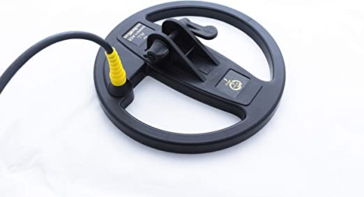 """Cover Nel Sharp 5/""""x5/"""" Search Coil for Gold Maxx Power Metal Detector Bolt New"""