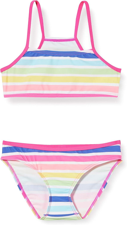 104 cm Bambina Rosa 38086 Rosa Sanetta Bikini Set Costume da Bagno