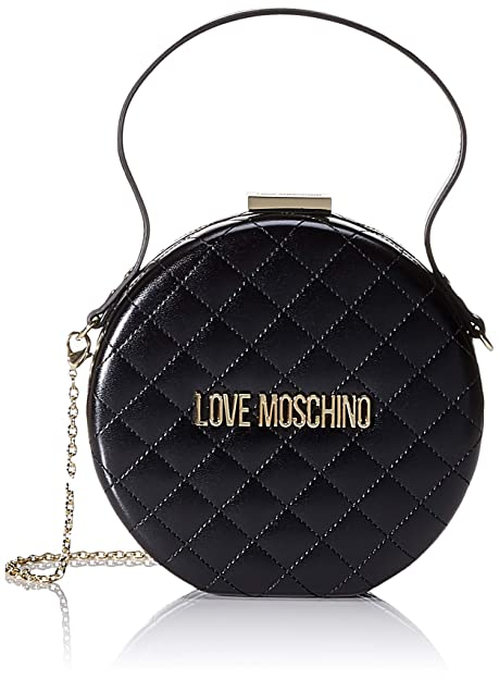 Borse e borsette da donna neri Moschino PVC   Acquisti