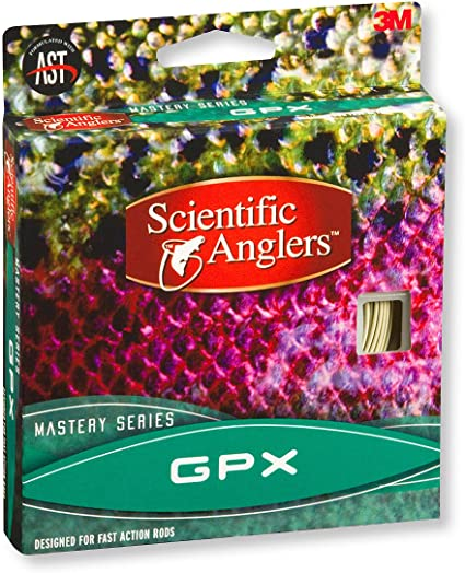 Neu 3M Scientific Anglers Mastery MPX WF-4-Floating