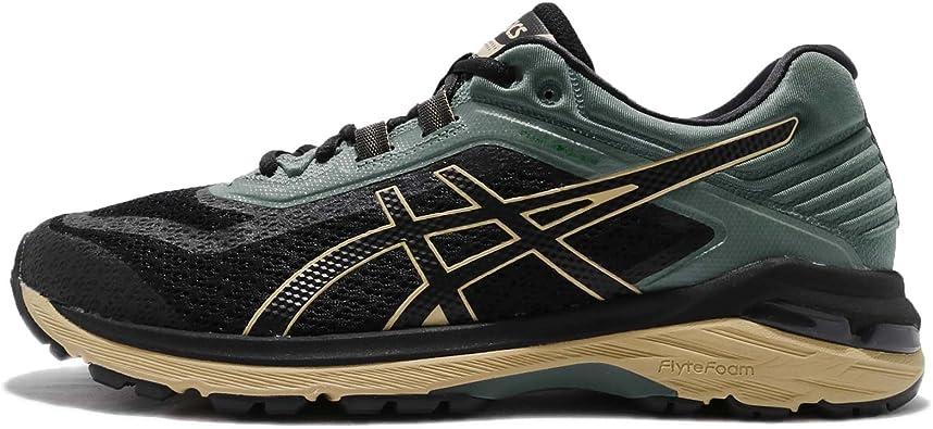 Asics GT-2000 6 - Zapatillas de correr Trail Plasmaguard, color Negro, talla 53 EU: Amazon.es: Zapatos y complementos