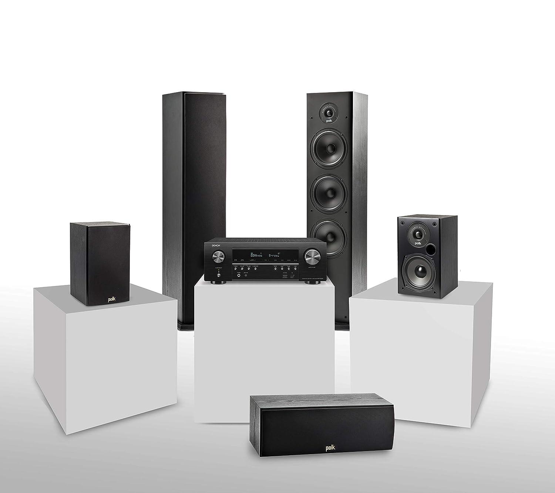 Denon AVR-S750H + Lautsprecher Set | jetzt 18% sparen