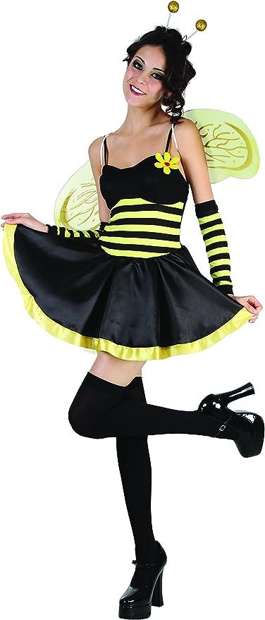 Disfraz de abeja para mujer S: Amazon.es: Juguetes y juegos