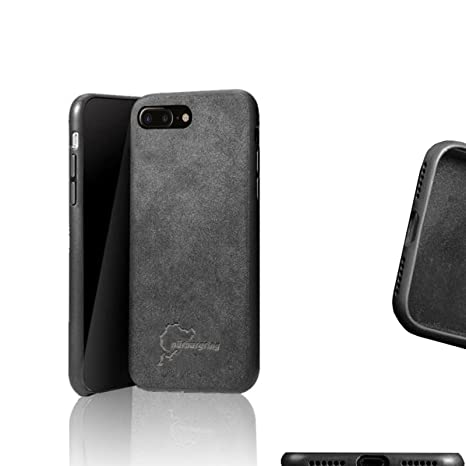 iphone xs alcantara case