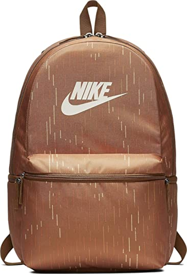 5f772010fcfc4 Nike Unisex Nk Heritage Bkpk - Aop Rucksack