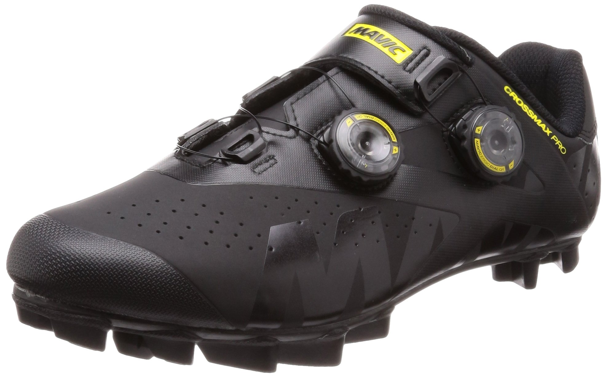 5449fffe5d4 Mavic Crossmax Pro Shoe 7 Black/Yellow