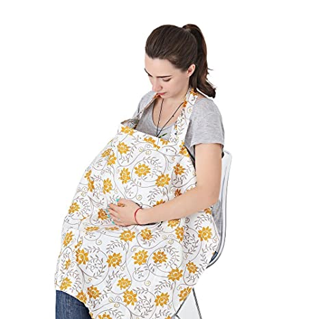 Baby Lactancia (Pack de 2, Innoo Baby nursing Cover, Premium ...