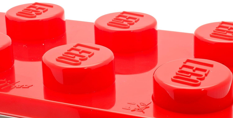 LEGO R/éveil lumineux Brique Rouge pour enfant 9002168 plastique rouge /écran LCD gar/çon//fille hauteur de 7 cm produit officiel