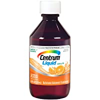 Centrum Liquid Multivitamin for Adults, Multivitamin/Multimineral Supplement with...