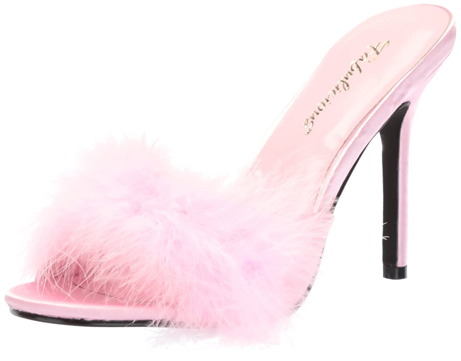 Fabulicious B077YC895F Fabulicious CLASSIQUE-01F B. Pink Pink Pu-fur 3340737 - conorscully.space
