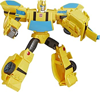 Transformers Cyberverse Action Attackers: Ultimate Class Bumblebee