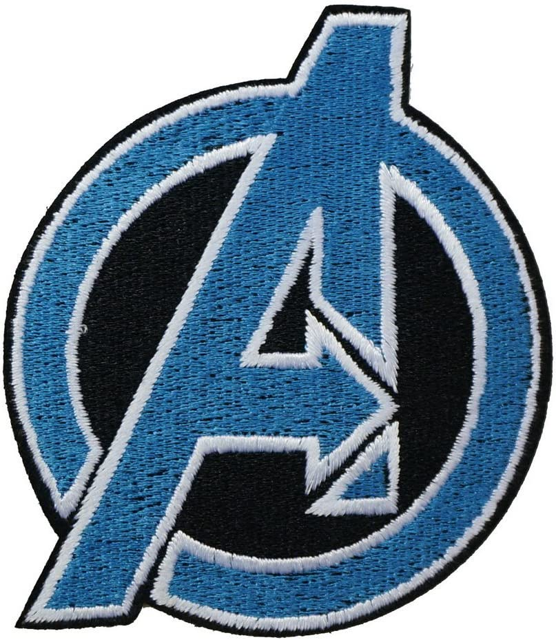 Avengers Uniform comic character logo Iron or Sew on Embroidered Patch #252