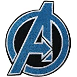 Graphic Dust Patch The Avengers Embroidered Iron on Patch Logo
