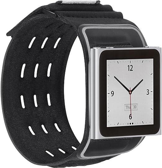 Belkin Wristfit Pulsera Para Ipod Nano 6g Color Negro Y Azul Electronics