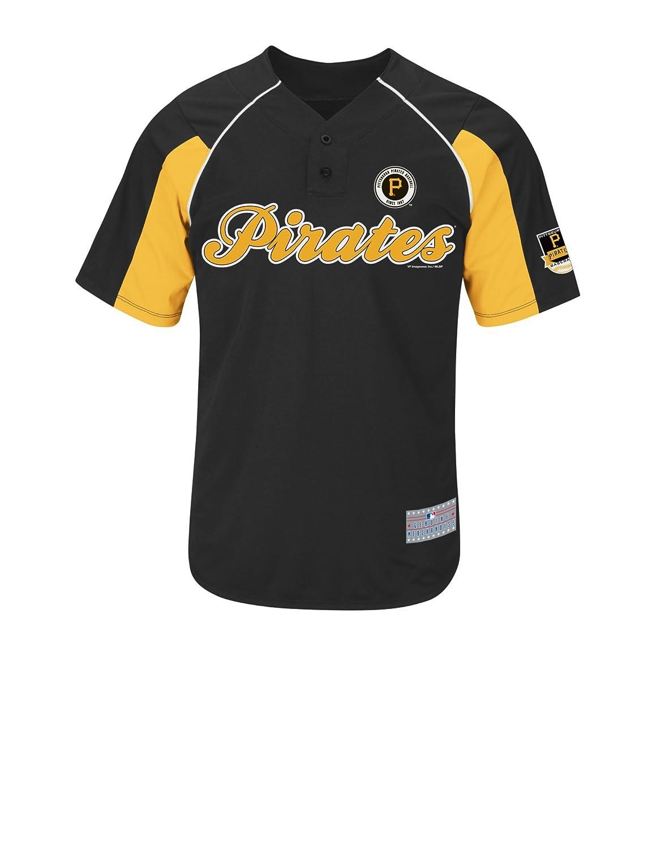 089060de Amazon.com : MLB Pittsburgh Pirates Men's McCutchen 22 Jersey, Black/Yellow  Gold/White, Large : Sports & Outdoors