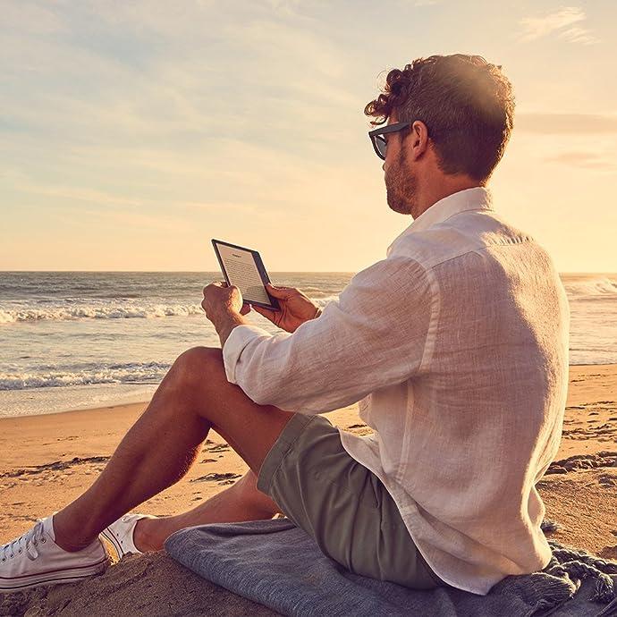 Kindle Oasis 电子书阅读器 8G 7折$174.99 海淘转运到手约¥1270