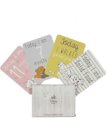 Disney Magical Beginnings Baby 30 Milestone Cards DI330