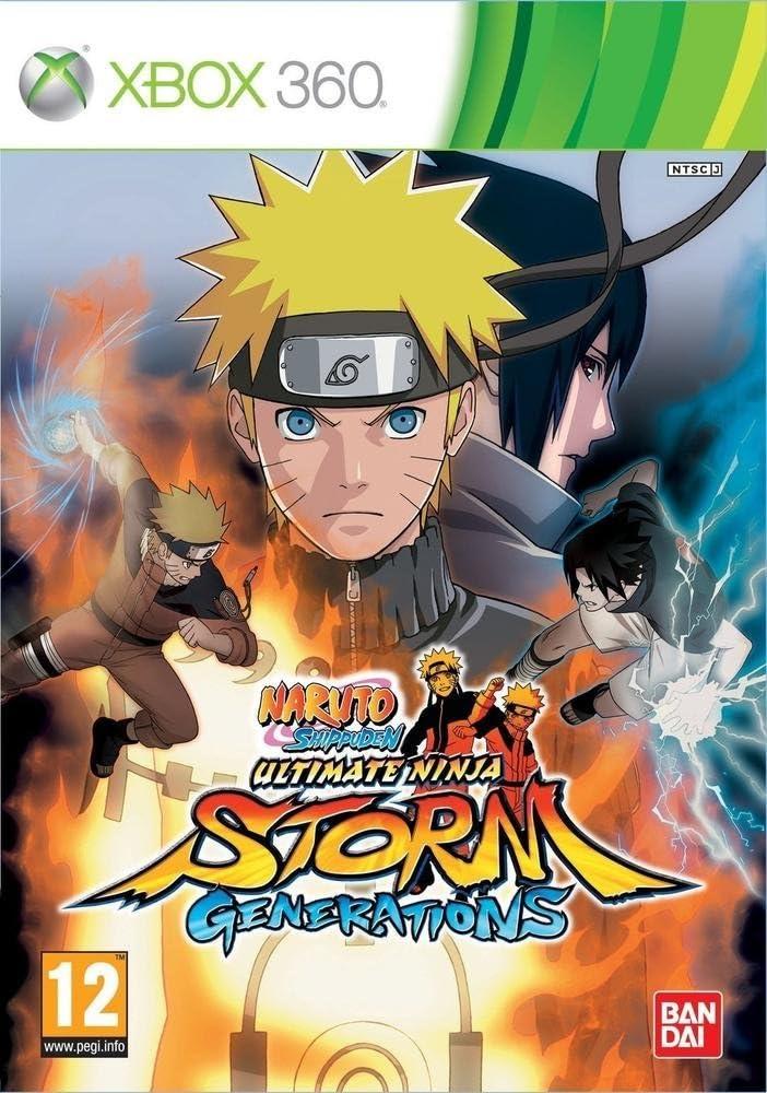 Namco Bandai Games Naruto Shippuden - Juego (Xbox 360, Xbox 360, Acción / Aventura, Cyber Connect 2): Amazon.es: Videojuegos