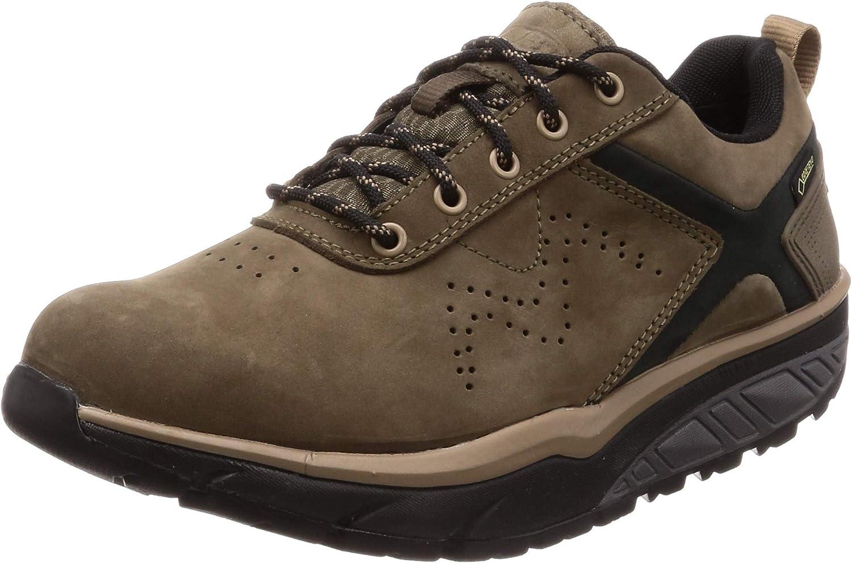 TALLA 41 EU. MBT Kibo GTX M, Zapatos de Cordones Oxford para Hombre