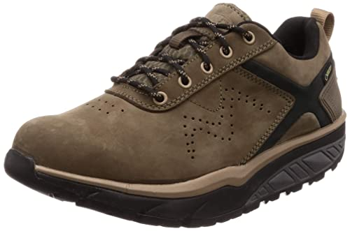 2f54b4d3cd0541 MBT Men s Kibo GTX M Low-Top Sneakers  Amazon.co.uk  Shoes   Bags