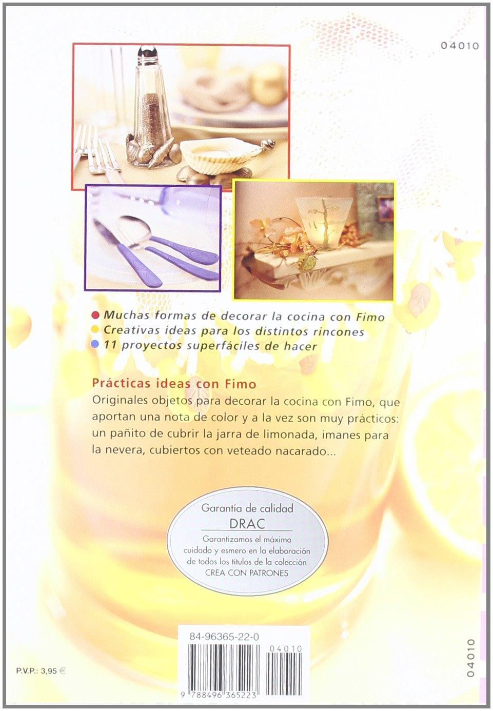 Nuevas ideas para decorar la cocina con fimo: Sue Heaser: 9788496365223: Amazon.com: Books